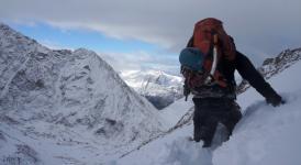 Félix De Brabandere, Mt Blanc Massif